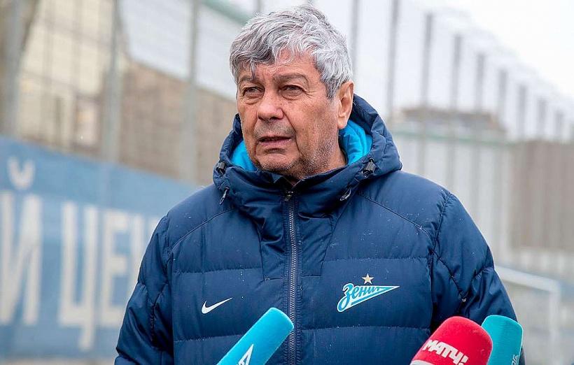 Мирча Луческу: «Стадион сразу впечатляет, когда выходишь на него»