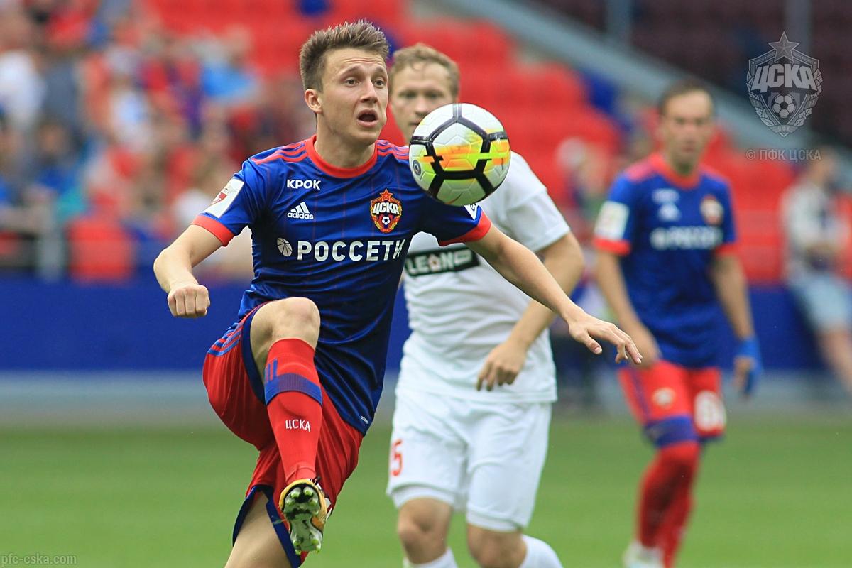 Александр Головин: «Главное, что забили два мяча»