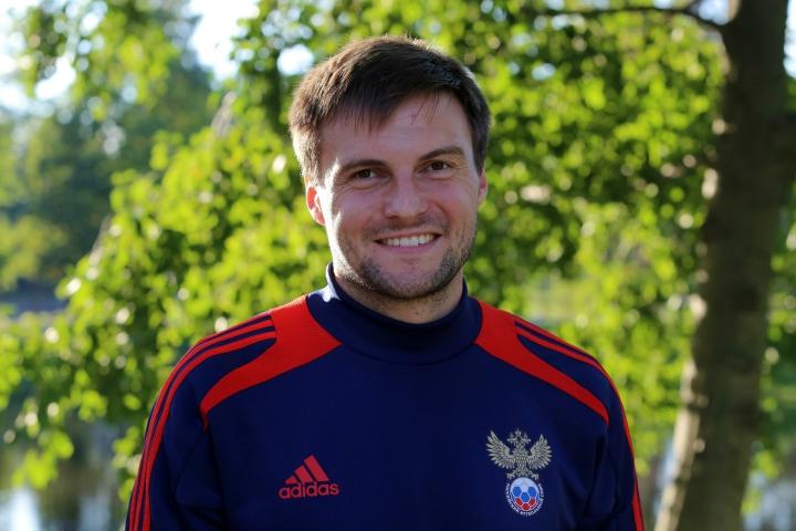Владимир Гранат – игрок «Ростова»
