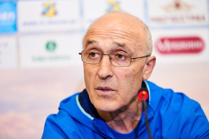 Иван Данильянц: «Встречались команды, которые великолепно подготовлены тактически»