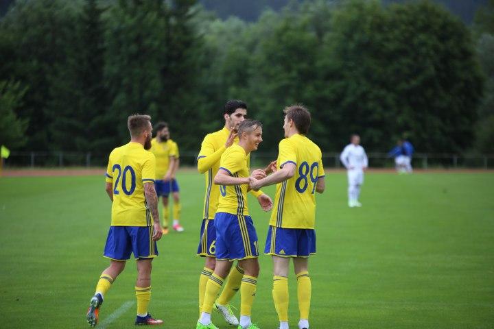 «Ростов» одержал победу в контрольном матче