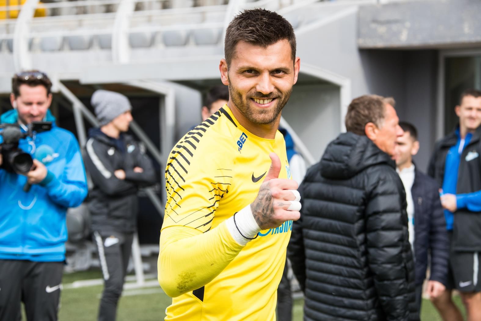 «Зенит» обыграл «Марибор», Лодыгин отразил два пенальти