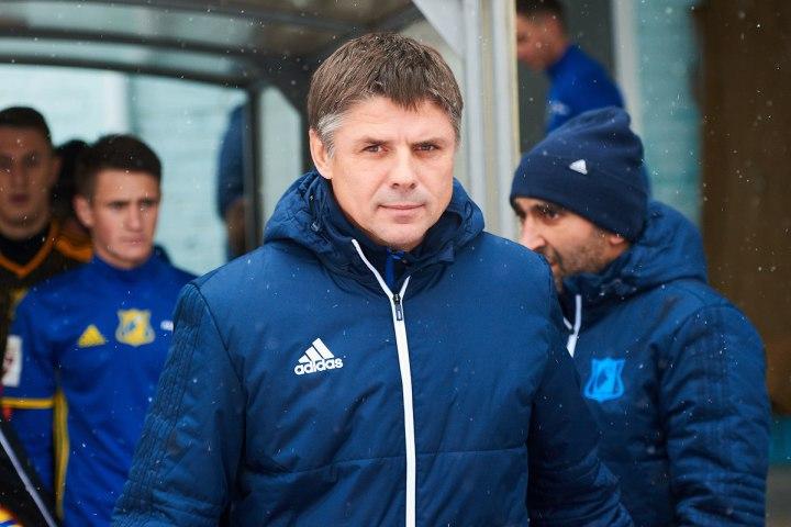 Александр Маслов вошел в тренерский штаб Валерия Карпина