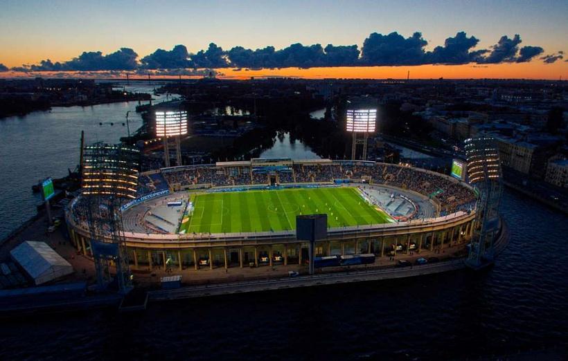 Матч с «Краснодаром» пройдет на стадионе «Петровский»