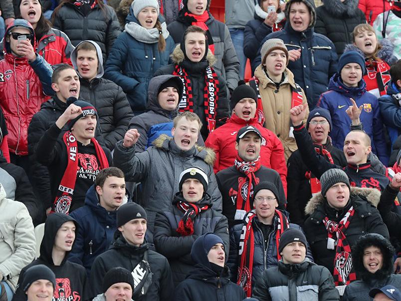 «Амкар» установил рекорд посещаемости сезона