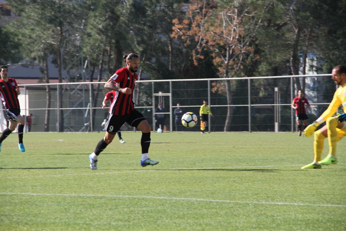 «Амкар» сыграл вничью с самой титулованной командой Сербии