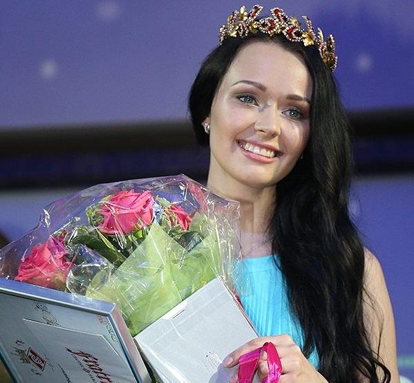 """Владислава Чурилкина — «Мисс """"Спартак-Москва"""" — 2014»"""