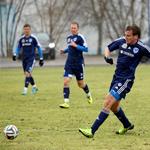 «Волга» разгромила клуб третьего дивизиона