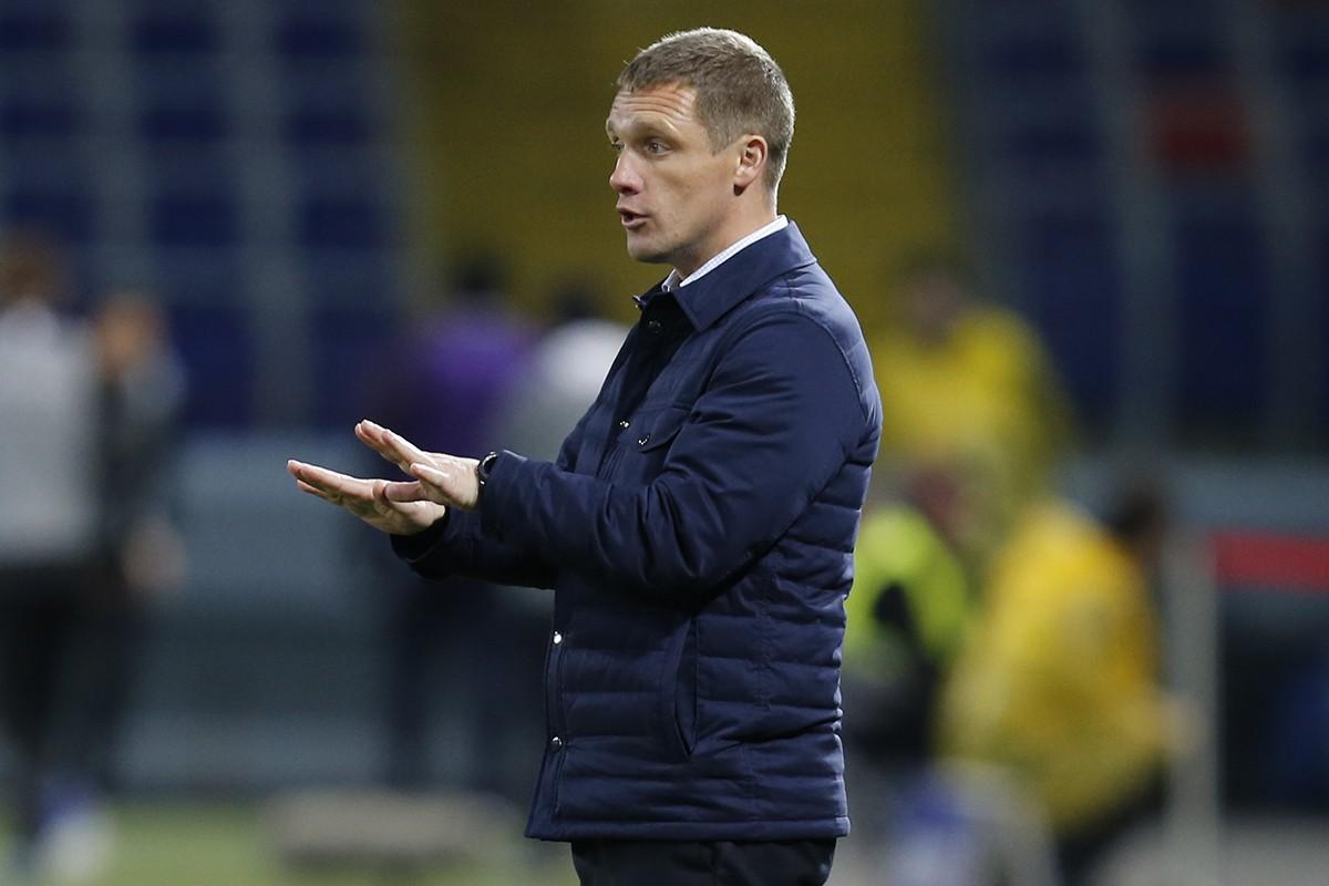 Виктор Ганчаренко: В гостях играем в более атакующий футбол