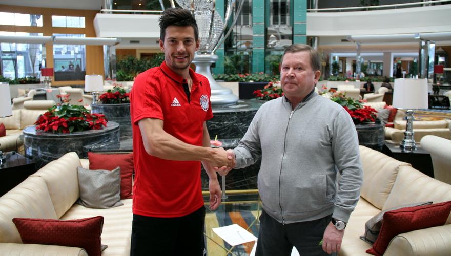 «Амкар» заключил контракт с российским защитником из чемпионата Норвегии