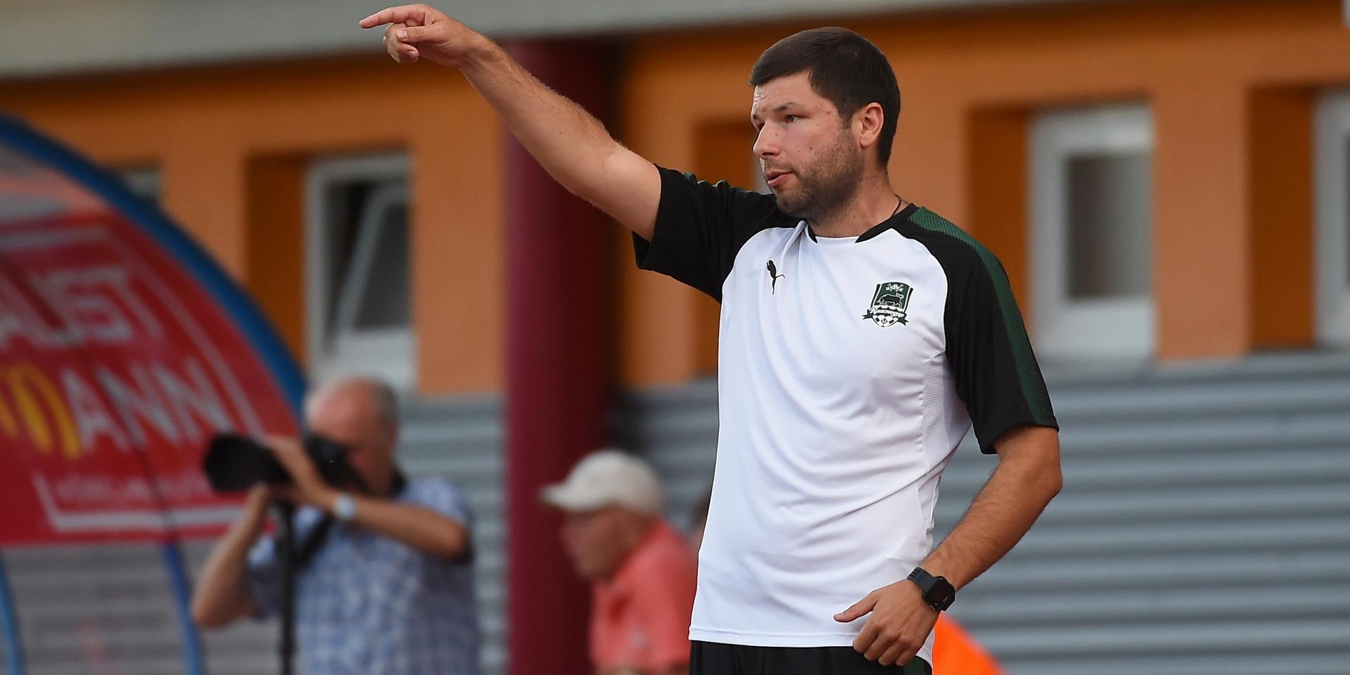 Исполняющим обязанности главного тренера «Краснодара» назначен Мурад Мусаев