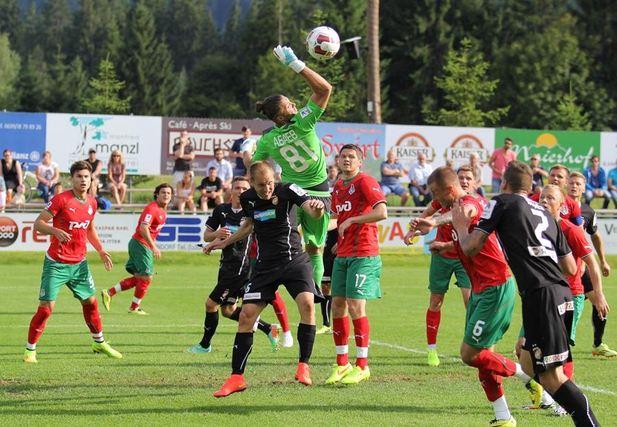 «Локомотив» недосчитается только Абаева, Тигорева и Пейчиновича в матче с «Арсеналом»
