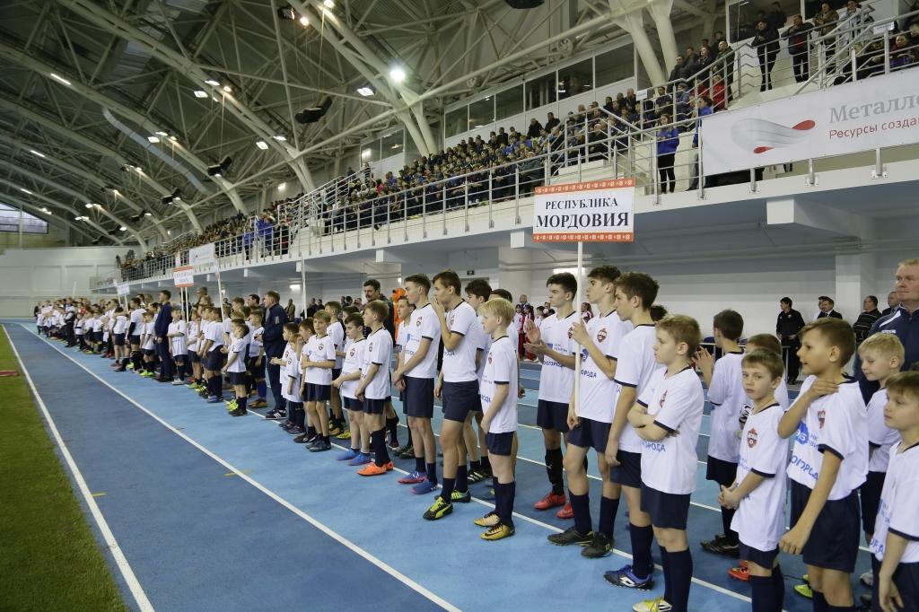 ПФК ЦСКА посетил Саранск