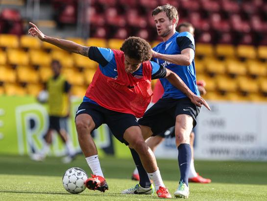 Витсель и Ломбертс вошли в заявку сборной Бельгии на чемпионат мира