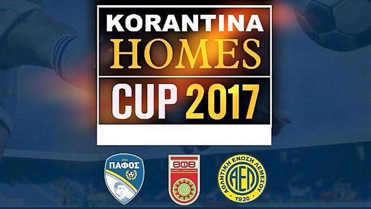 ФК «Уфа» примет участие в Korantina Homes Cup 2017