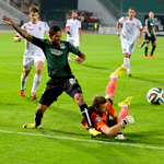 «Уфа» одержала победу в Краснодаре