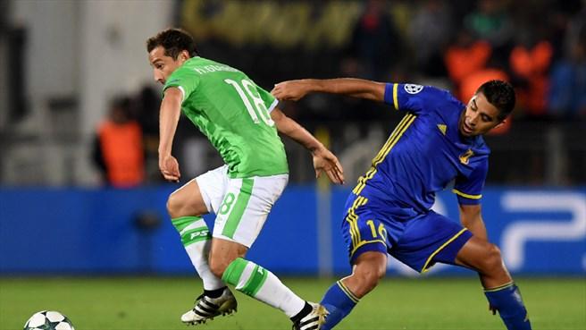 Ростов набрал первое очко в групповом раунде Лиги чемпионов