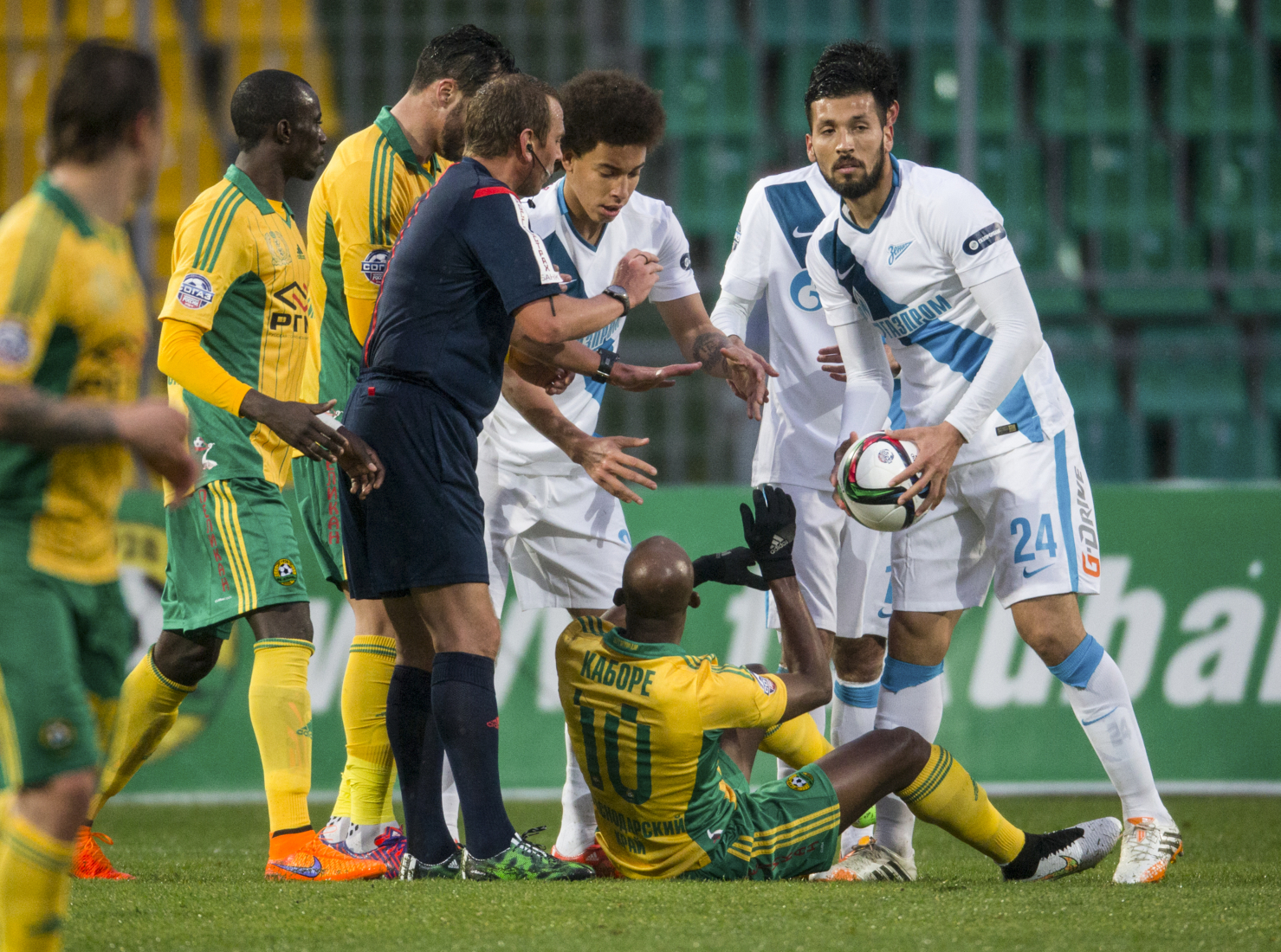 Согаз чемпионата россии по футболу