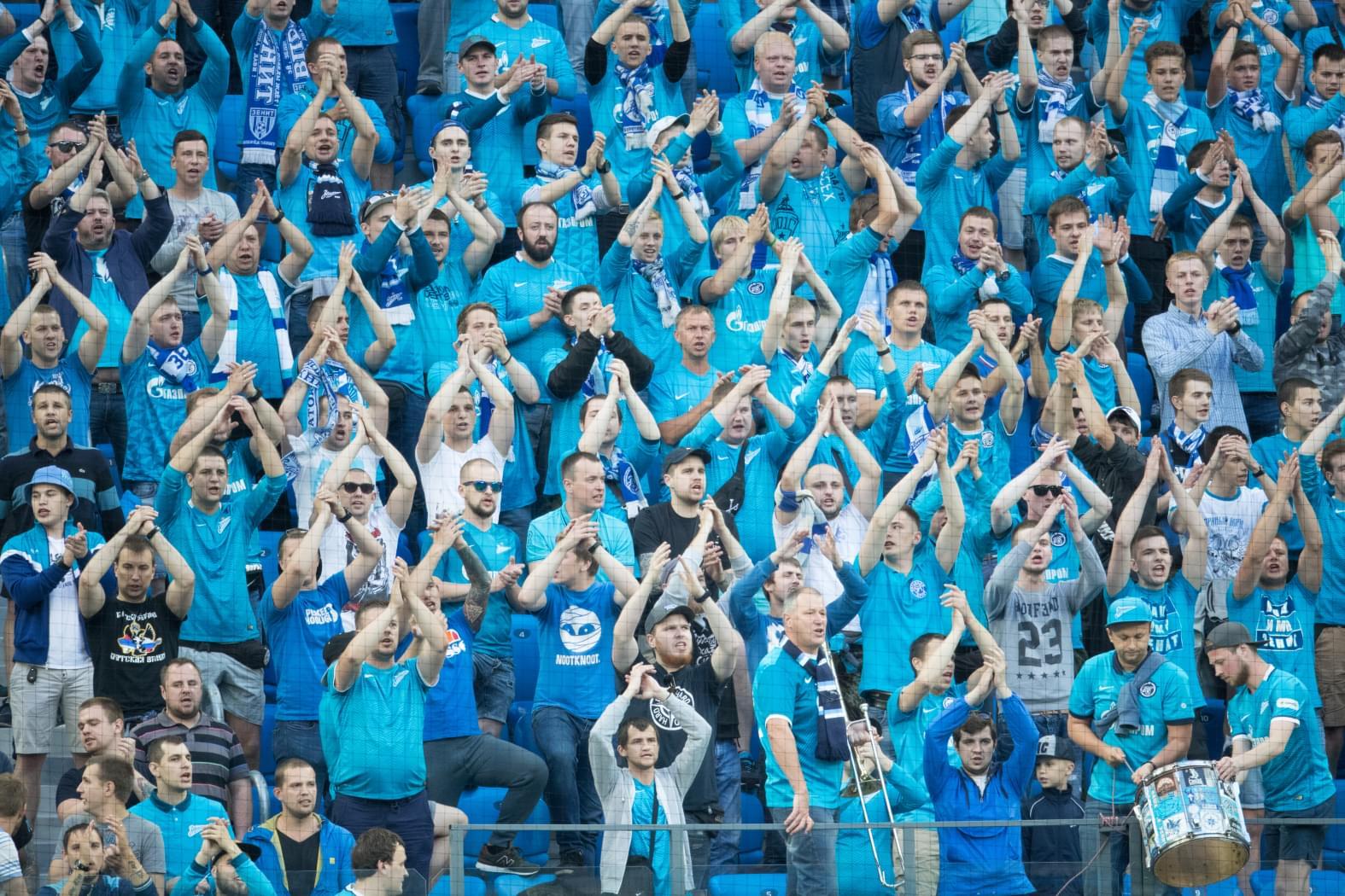 «Зенит» и «Краснодар» проходят в плей-офф Лиги Европы