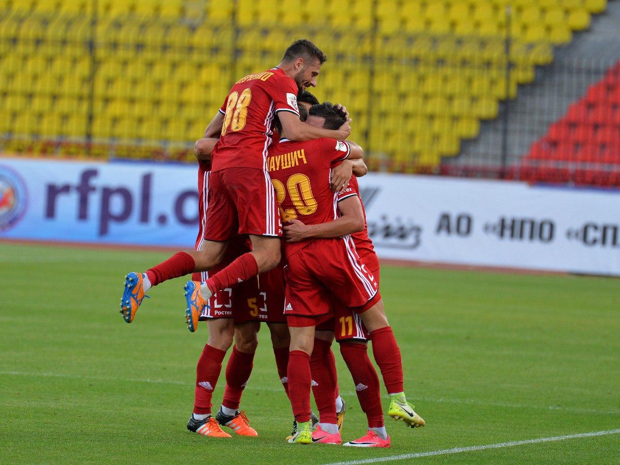 «Арсенал» обыграл «СКА-Хабаровск»