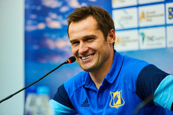 Дмитрий Кириченко – исполняющий обязанности главного тренера «Ростова»