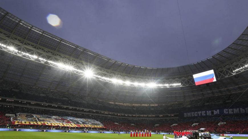Началась продажа билетов наматч Российская Федерация - Бразилия