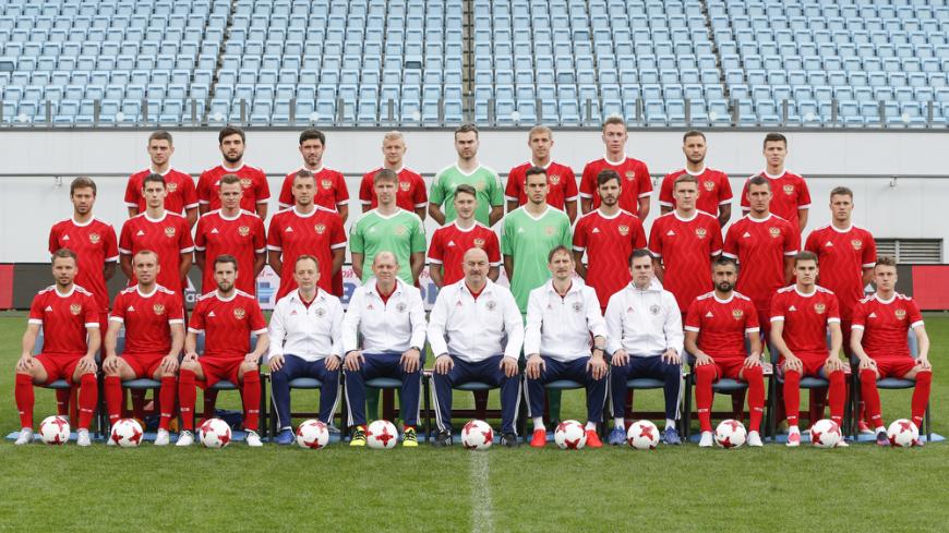 Состав сборной на матчи с Бразилией и Францией