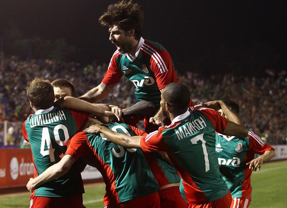 «Локомотив» стал обладателем Кубка России