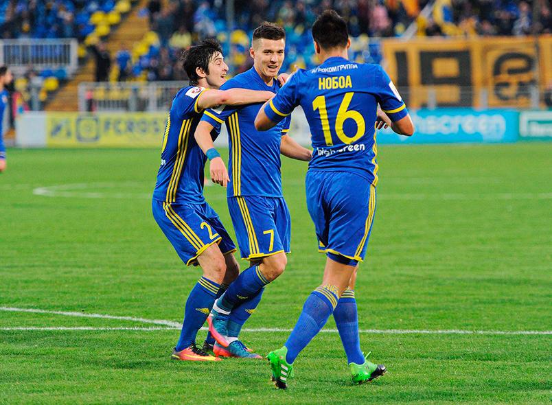 «Ростов» одержал победу над «Рубином»