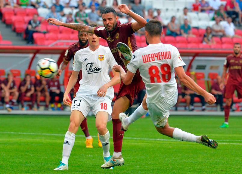 «Рубин» обыграл «Арсенал»