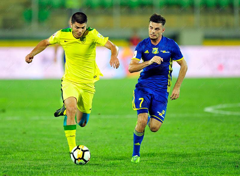 «Ростов» одержал очередную гостевую победу