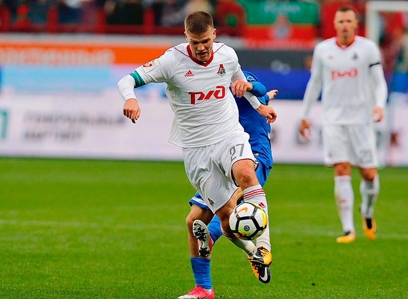 «Локомотив» вышел победителем в дерби