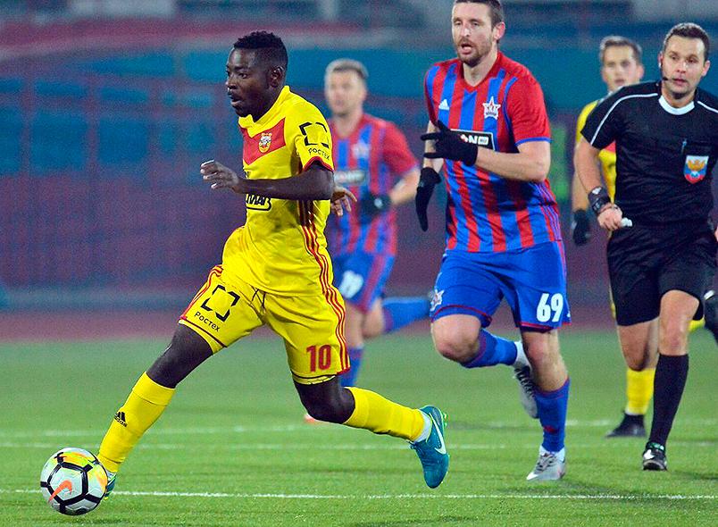 «Арсенал» одержал победу в Хабаровске
