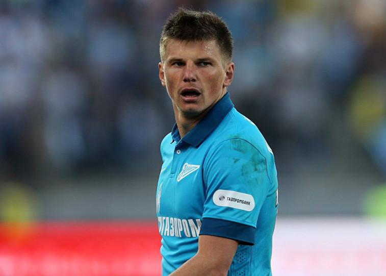 Андрей Аршавин - самый популярный российский футболист в русскоязычной «Википедии»