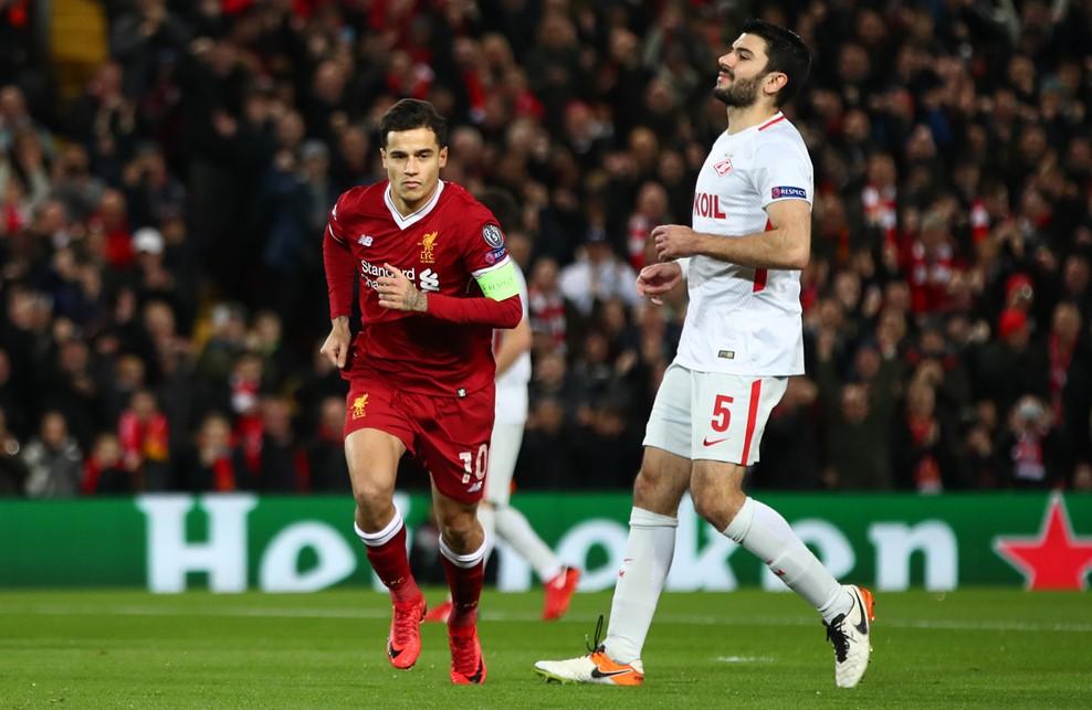 «Спартак» сыграет в плей-офф Лиги Европы