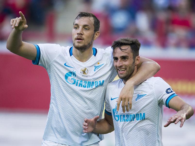 «Зенит» - обладатель ОЛИМП Суперкубка России