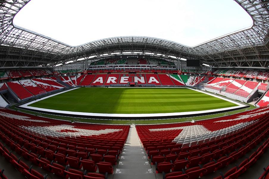 РФПЛ позволила Kazan Arena принимать футбольные матчи