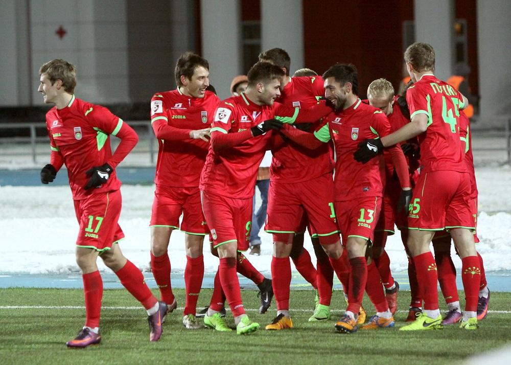 Гол Азамата Засеева вывел «Уфу» в 1/2 Кубка России