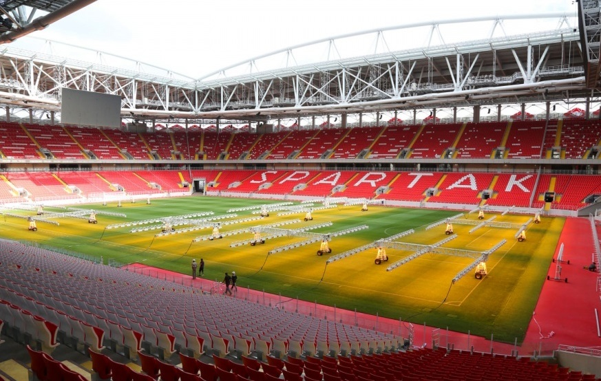 Стадион «Открытие Арена» получил высшую категорию