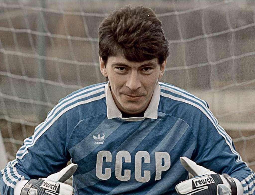 Ринату Дасаеву - 60!
