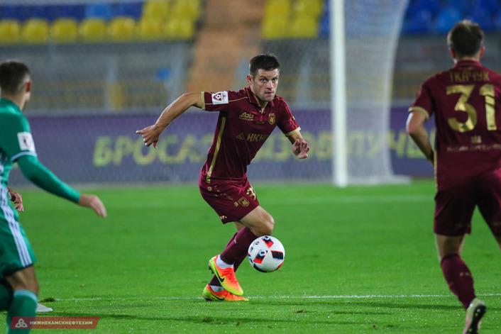 Красивый гол Камболова принес «Рубину» победу над «Томью»