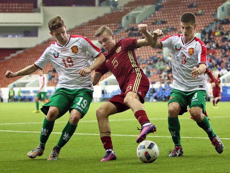 Россия в полуфинале!