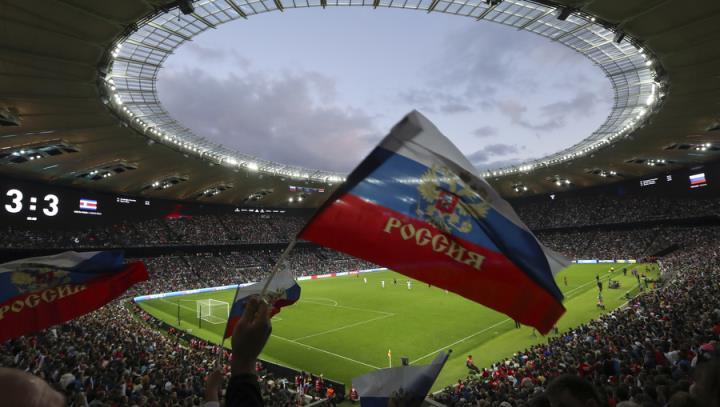 Сборная Российской Федерации сыграет сКот-д'Ивуаром 24марта