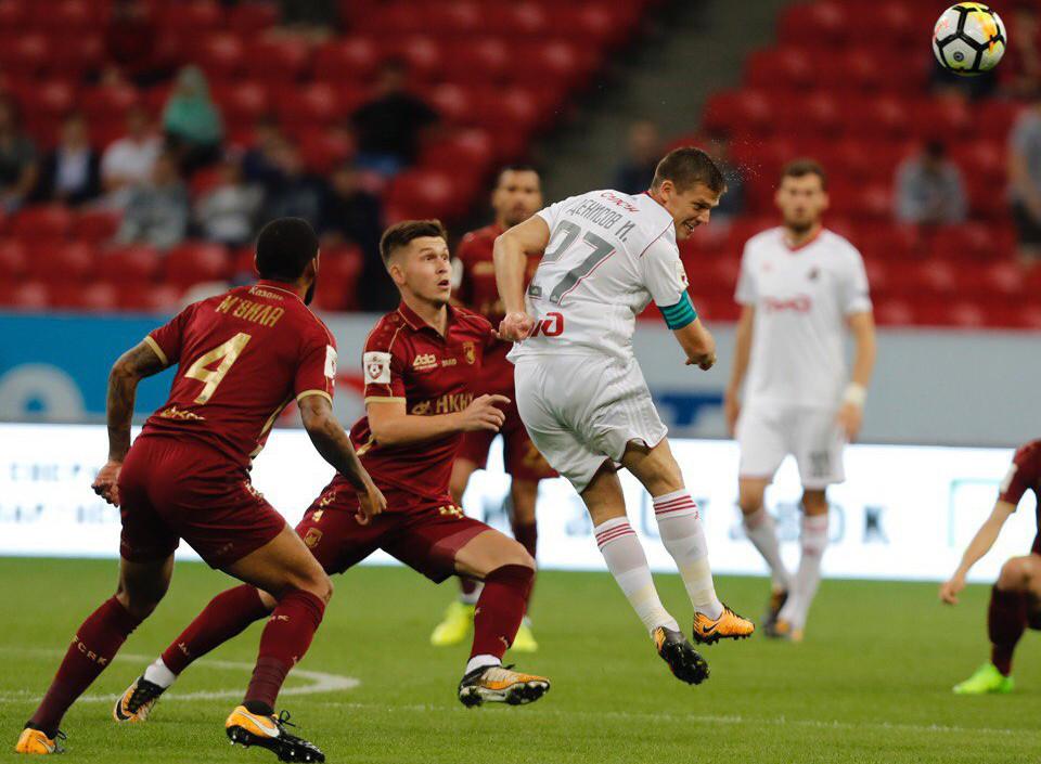 «Рубин» и «Локомотив» не выявили сильнейшего