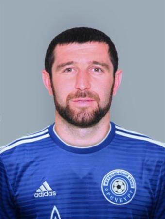 Бакаев Михаил Хазбиевич