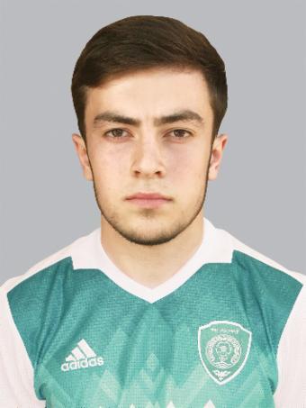 Хусаинов Али Русланович