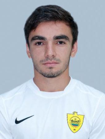 Омаров Азрет Маратович