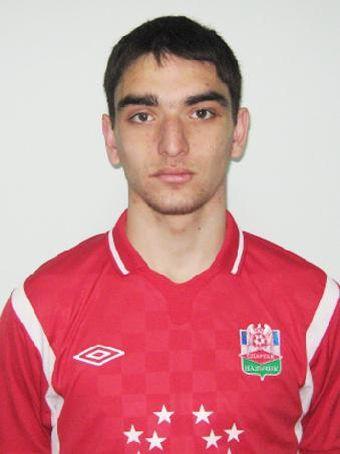 Серков Азамат Русланович