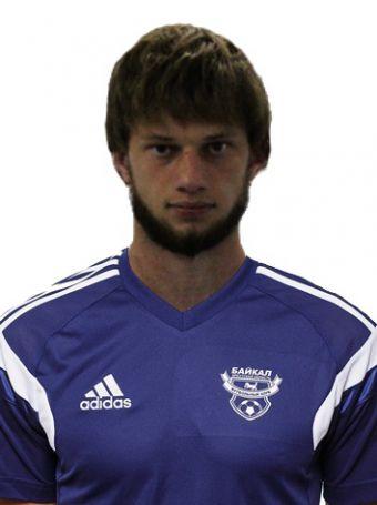 Яшин Дмитрий Валерьевич