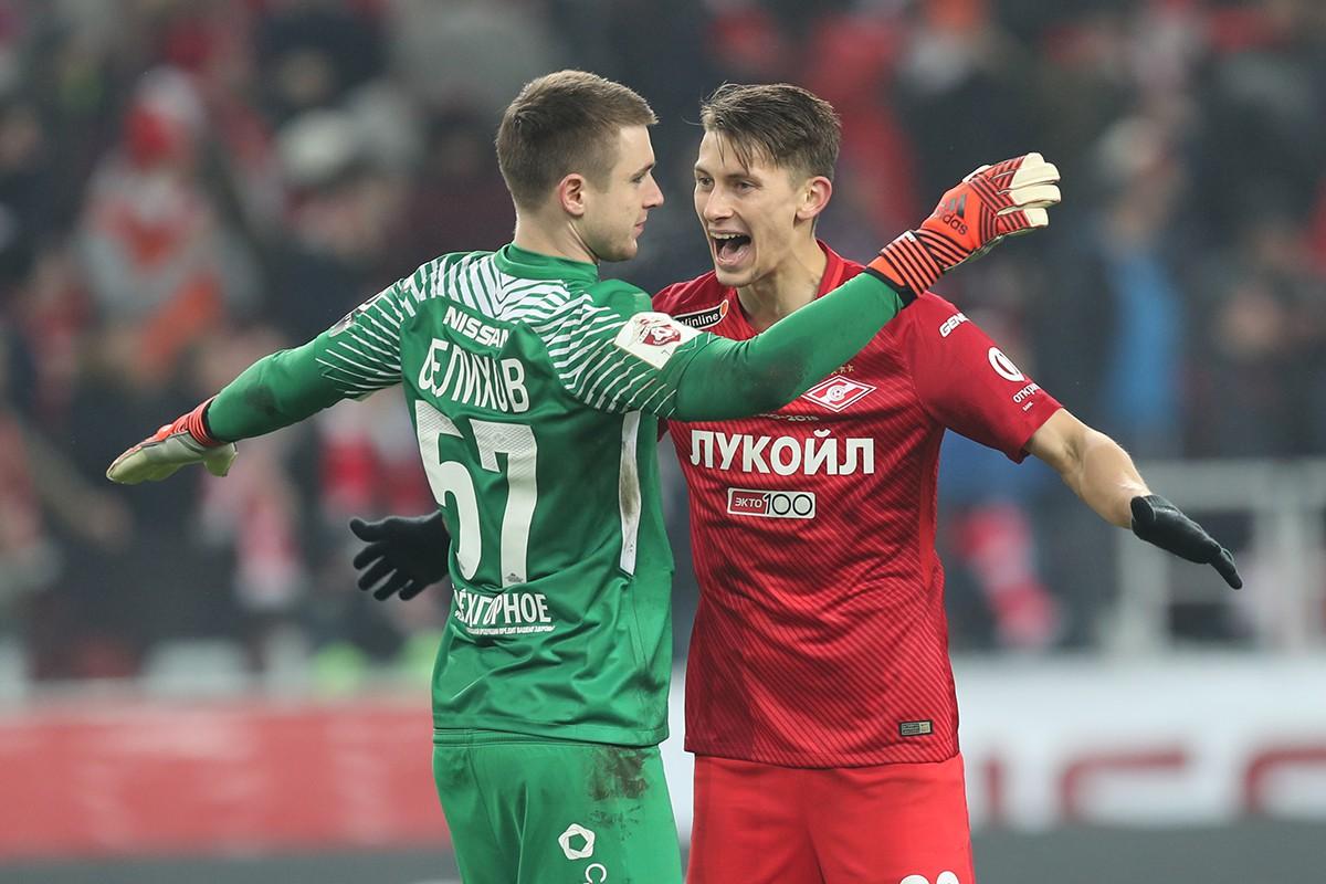 Илья Кутепов, Александр Селихов